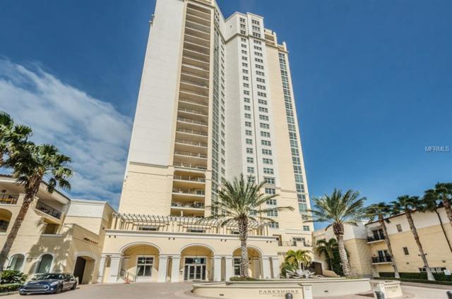 300 Beach Drive NE #1201, St Petersburg, FL 33701 (MLS #U7844355) :: Gate Arty & the Group - Keller Williams Realty