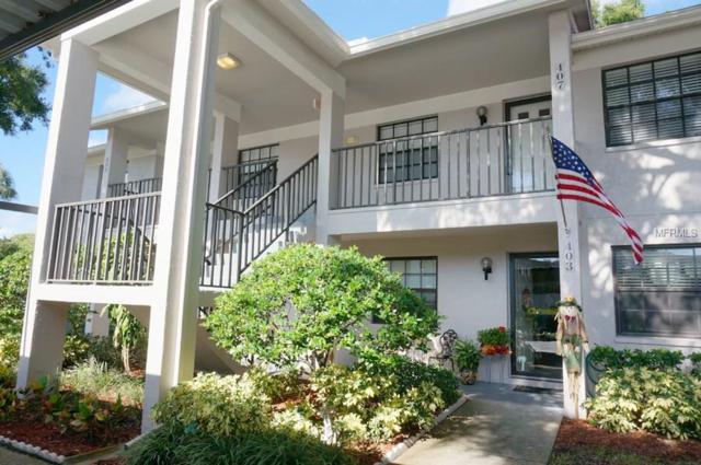 2130 Elm Street #407, Dunedin, FL 34698 (MLS #U7844381) :: Burwell Real Estate