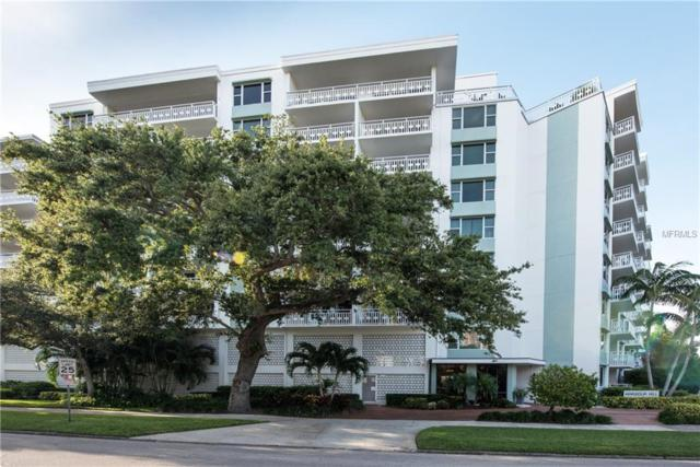 700 Beach Drive NE #806, St Petersburg, FL 33701 (MLS #U7844431) :: The Lockhart Team