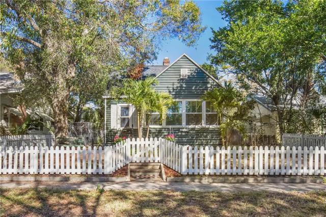 2709 Burlington Avenue N, St Petersburg, FL 33713 (MLS #U7844597) :: Burwell Real Estate
