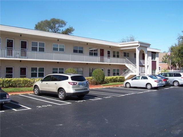 3740 58TH Street N #210, St Petersburg, FL 33710 (MLS #U7844727) :: Griffin Group