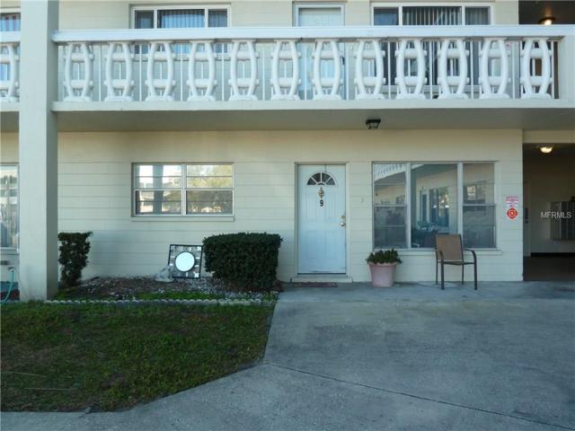 2451 Canadian Way #9, Clearwater, FL 33763 (MLS #U7844856) :: Revolution Real Estate
