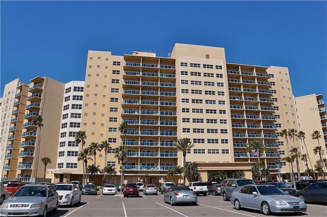 880 Mandalay Avenue N803, Clearwater Beach, FL 33767 (MLS #U7844920) :: Griffin Group