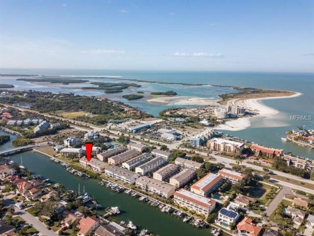 1117 Pinellas Bayway S #104, Tierra Verde, FL 33715 (MLS #U7844948) :: The Lockhart Team