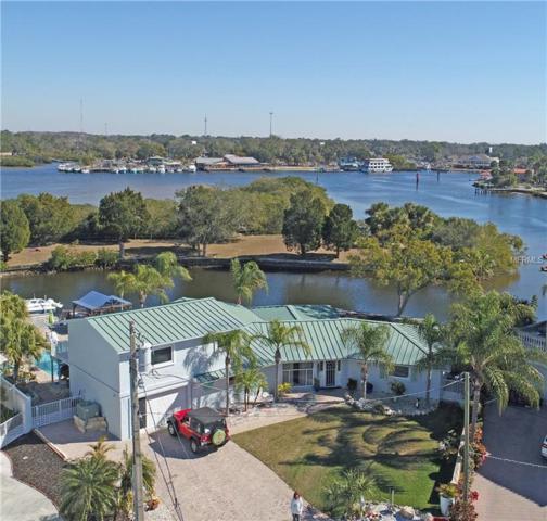 8000 Island Drive, Port Richey, FL 34668 (MLS #U7845111) :: The Lockhart Team