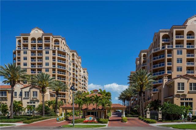 521 Mandalay Avenue #509, Clearwater Beach, FL 33767 (MLS #U7845124) :: Revolution Real Estate