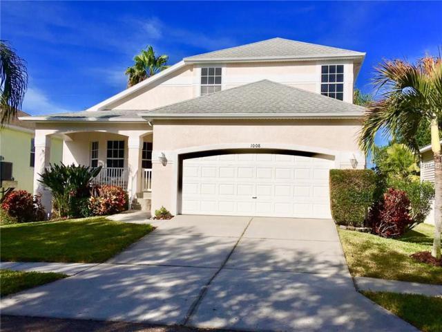 1008 Teal Point, Tarpon Springs, FL 34689 (MLS #U7845271) :: Griffin Group
