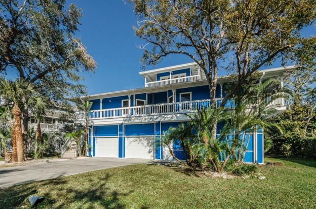 965 Point Seaside Drive, Crystal Beach, FL 34681 (MLS #U7845559) :: Chenault Group