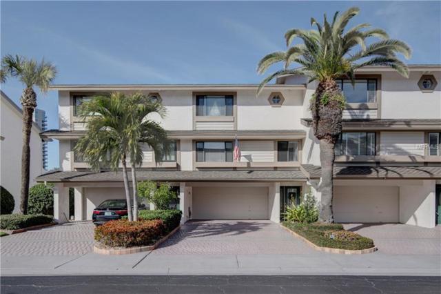 116 Marina Del Rey Court, Clearwater Beach, FL 33767 (MLS #U7846023) :: The Duncan Duo Team