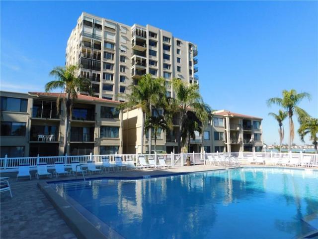 6322 Palma Del Mar Boulevard S #605, St Petersburg, FL 33715 (MLS #U7846427) :: Gate Arty & the Group - Keller Williams Realty