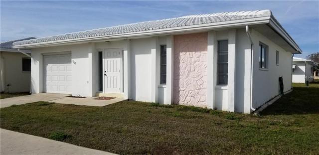 5417 Springwood Boulevard N, Pinellas Park, FL 33782 (MLS #U7846859) :: The Duncan Duo Team