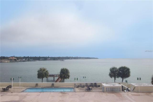 7100 Sunshine Skyway Lane S #401, St Petersburg, FL 33711 (MLS #U7846963) :: Five Doors Real Estate - New Tampa