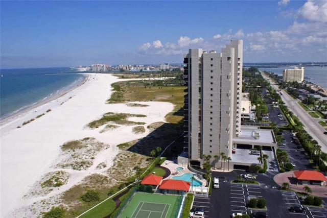 1290 Gulf Boulevard #507, Clearwater Beach, FL 33767 (MLS #U7847132) :: The Duncan Duo Team