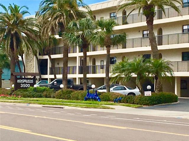 3500 Gulf Boulevard #208, Belleair Beach, FL 33786 (MLS #U7847483) :: The Duncan Duo Team