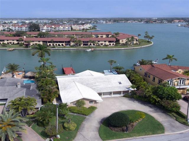 13 Island Drive, Treasure Island, FL 33706 (MLS #U7847889) :: The Lockhart Team