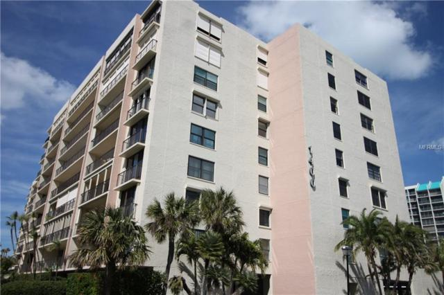 1400 Gulf Boulevard #209, Clearwater Beach, FL 33767 (MLS #U7847943) :: The Duncan Duo Team