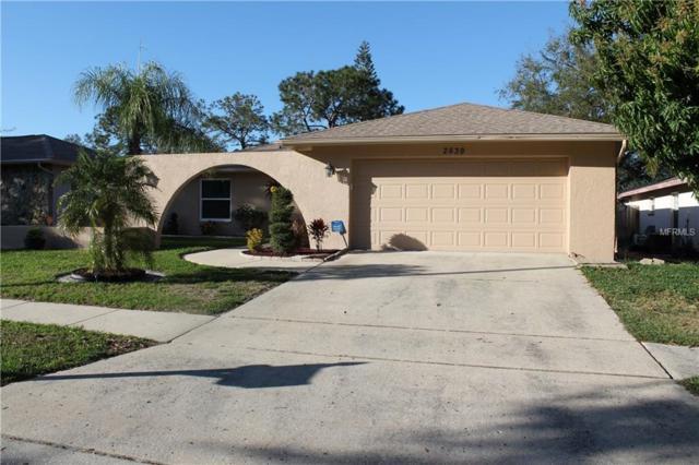 2639 Surrey Drive, Palm Harbor, FL 34684 (MLS #U7847955) :: Delgado Home Team at Keller Williams