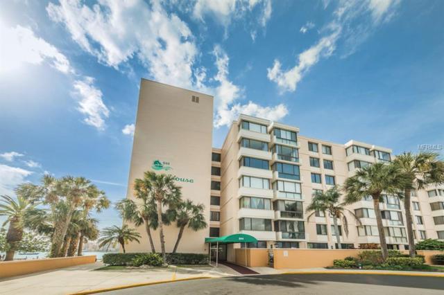 644 Island Way #304, Clearwater Beach, FL 33767 (MLS #U7848037) :: Chenault Group