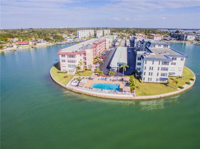 5955 30TH Avenue S #302, Gulfport, FL 33707 (MLS #U7848094) :: Dalton Wade Real Estate Group