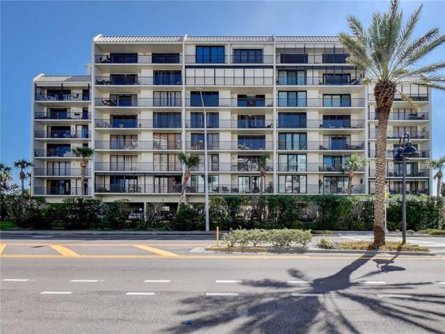 1591 Gulf Boulevard 101S, Clearwater, FL 33767 (MLS #U7848105) :: The Duncan Duo Team