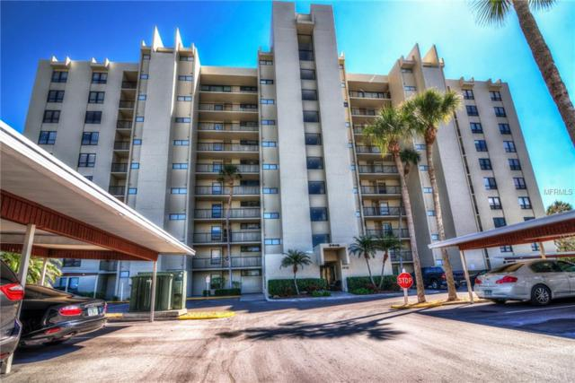 2616 Cove Cay Drive #203, Clearwater, FL 33760 (MLS #U7848236) :: Griffin Group