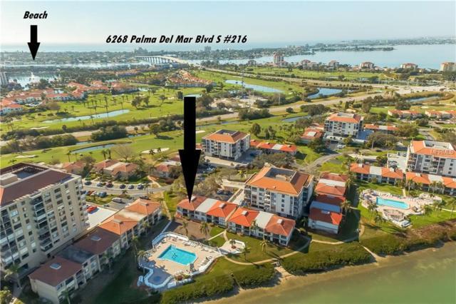 6268 Palma Del Mar Boulevard S #216, St Petersburg, FL 33715 (MLS #U7848356) :: Griffin Group