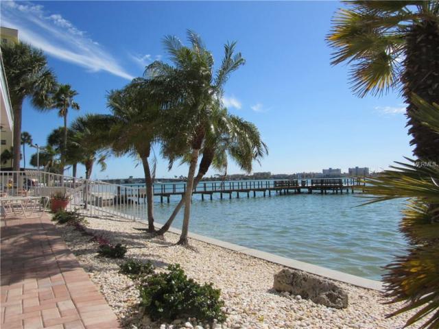 4725 Cove Circle #102, St Petersburg, FL 33708 (MLS #U7848474) :: Dalton Wade Real Estate Group