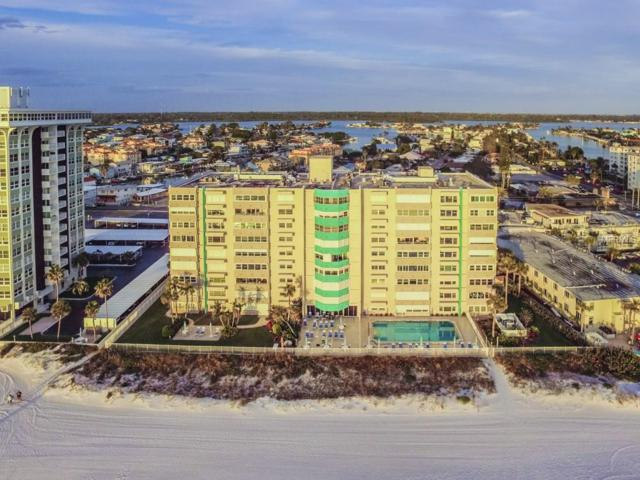 17400 Gulf Boulevard F5, Redington Shores, FL 33708 (MLS #U7848509) :: Dalton Wade Real Estate Group