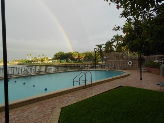 10355 Paradise Boulevard #411, Treasure Island, FL 33706 (MLS #U7848667) :: The Lockhart Team