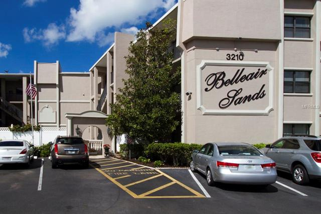 3210 Gulf Boulevard #205, Belleair Beach, FL 33786 (MLS #U7848762) :: Jeff Borham & Associates at Keller Williams Realty