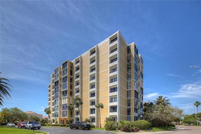 855 Bayway Boulevard #606, Clearwater Beach, FL 33767 (MLS #U7848838) :: Chenault Group