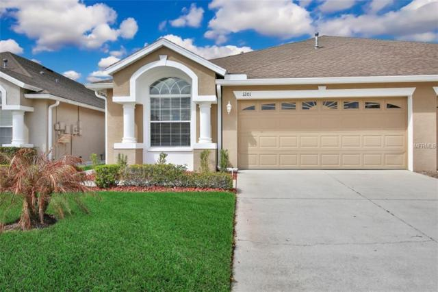 1201 Bensbrooke Drive, Wesley Chapel, FL 33543 (MLS #U7848897) :: Team Bohannon Keller Williams, Tampa Properties