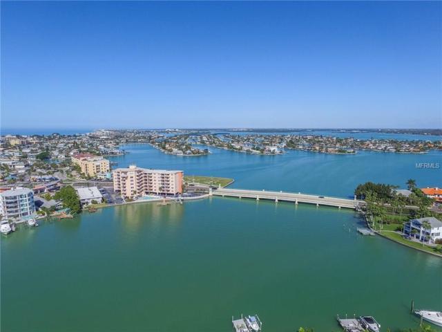 285 107TH Avenue #705, Treasure Island, FL 33706 (MLS #U7848950) :: Five Doors Real Estate - New Tampa