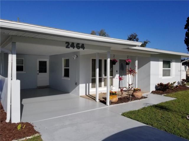 2464 Bayshore Boulevard, Dunedin, FL 34698 (MLS #U7849049) :: Dalton Wade Real Estate Group