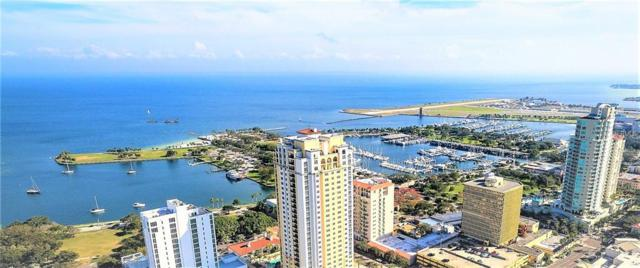 300 NE Beach Drive NE #1503, St Petersburg, FL 33701 (MLS #U7849111) :: The Signature Homes of Campbell-Plummer & Merritt