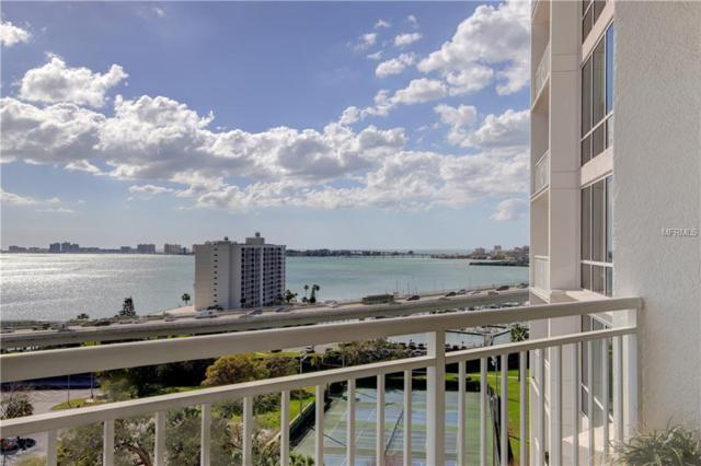 331 Cleveland Street #1001, Clearwater, FL 33755 (MLS #U7849125) :: Dalton Wade Real Estate Group