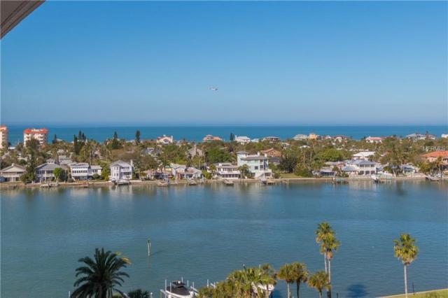 690 Island Way #1107, Clearwater Beach, FL 33767 (MLS #U7849144) :: Dalton Wade Real Estate Group