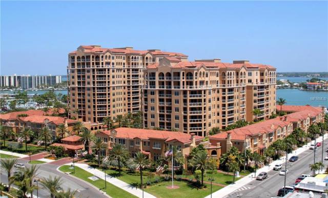 521 Mandalay Avenue #501, Clearwater Beach, FL 33767 (MLS #U7849163) :: Dalton Wade Real Estate Group