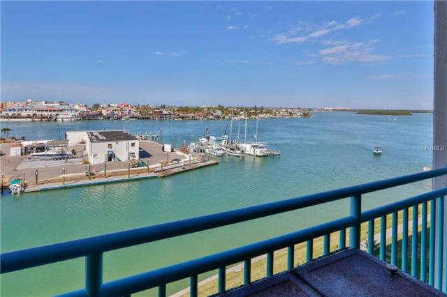 1 Key Capri 205W, Treasure Island, FL 33706 (MLS #U7849164) :: Dalton Wade Real Estate Group