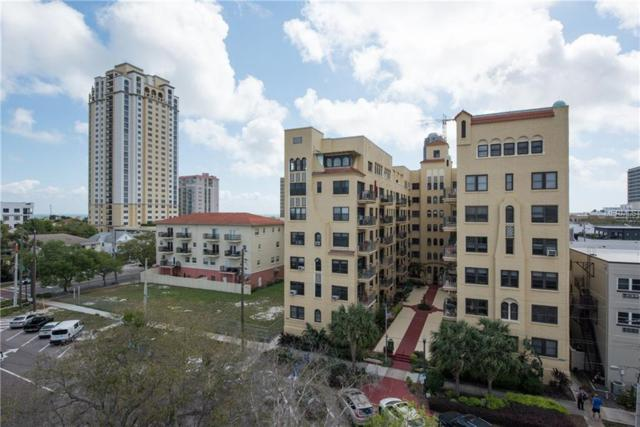 130 4TH Avenue N #201, St Petersburg, FL 33701 (MLS #U7849281) :: Baird Realty Group