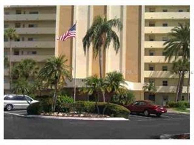 4775 Cove Circle #707, St Petersburg, FL 33708 (MLS #U7849445) :: The Duncan Duo Team