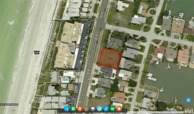 Gulf Boulevard, Belleair Beach, FL 33786 (MLS #U7849488) :: RE/MAX Realtec Group