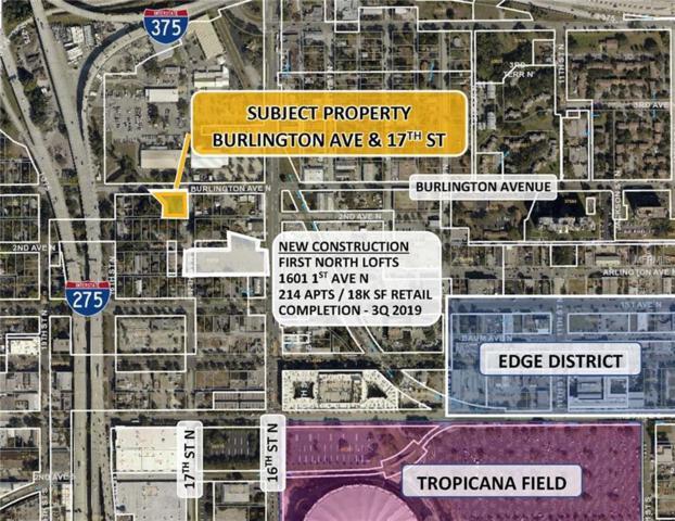 Burlington Avenue N, St Petersburg, FL 33713 (MLS #U7850160) :: G World Properties