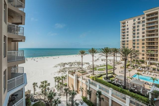 11 San Marco Street #706, Clearwater Beach, FL 33767 (MLS #U7850347) :: Mark and Joni Coulter | Better Homes and Gardens