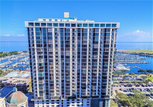 1 Beach Drive SE #1010, St Petersburg, FL 33701 (MLS #U7850358) :: Baird Realty Group