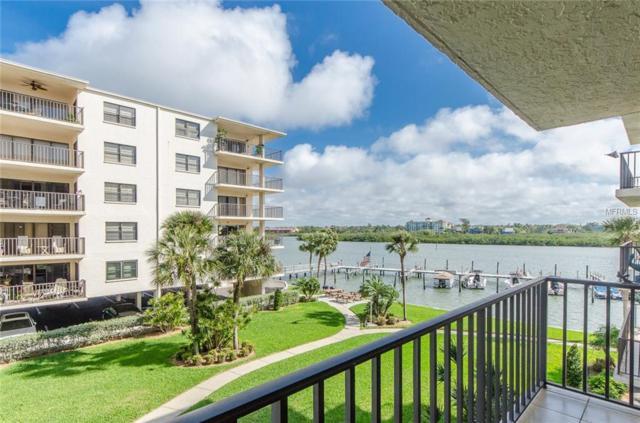 19531 Gulf Boulevard #318, Indian Shores, FL 33785 (MLS #U7850417) :: Jeff Borham & Associates at Keller Williams Realty