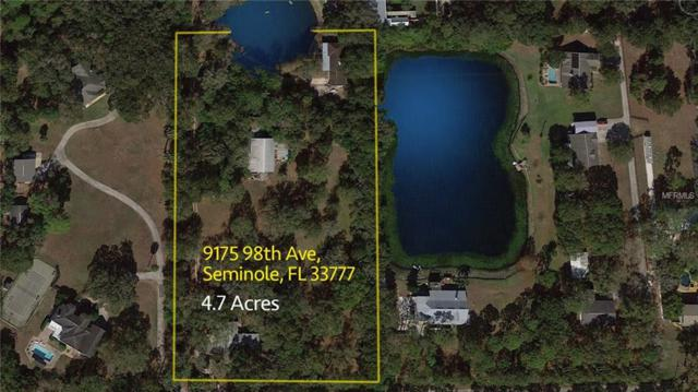 9175 98TH AVENUE, Seminole, FL 33777 (MLS #U7850710) :: Griffin Group