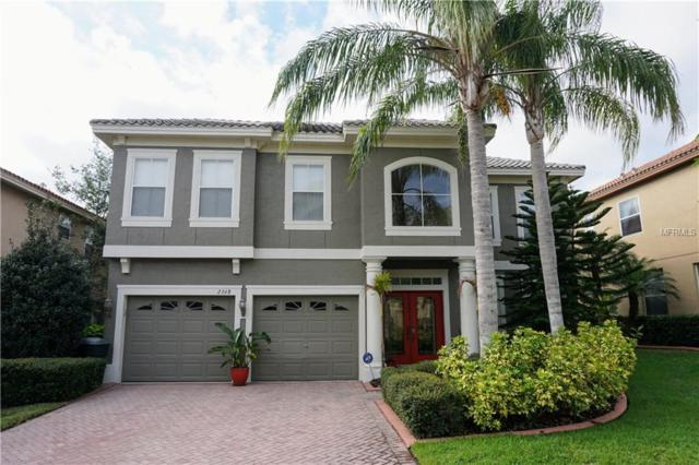 2368 Messenger Circle, Safety Harbor, FL 34695 (MLS #U7850807) :: Jeff Borham & Associates at Keller Williams Realty