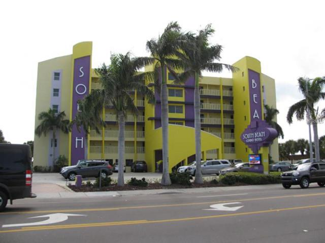 11360 Gulf Boulevard #601, Treasure Island, FL 33706 (MLS #U7850879) :: Baird Realty Group