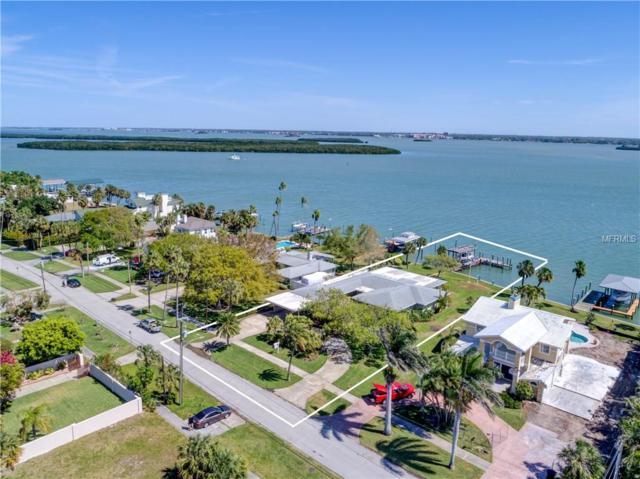 909 Bay Esplanade, Clearwater Beach, FL 33767 (MLS #U7850895) :: The Duncan Duo Team